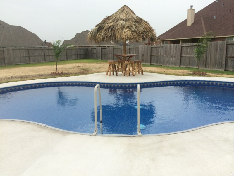 Above ground pools cryer pools spas inc for High quality above ground pools