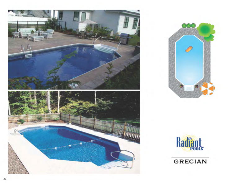 Grecian Cryer Pools Amp Spas Inc